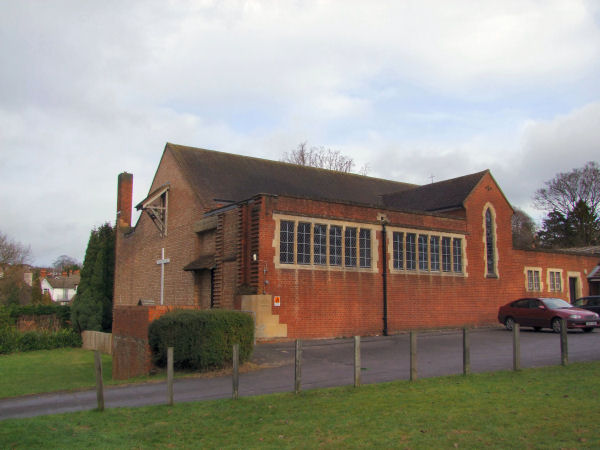 The Ascension, Aldershot