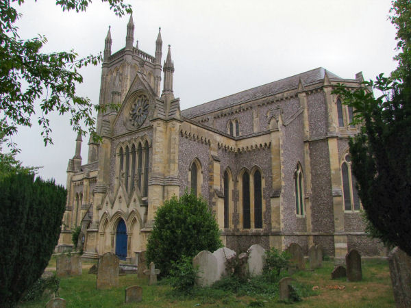 St Mary's Church, Andover