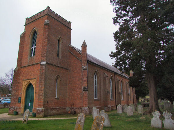 St Mary's Church, Bransgore