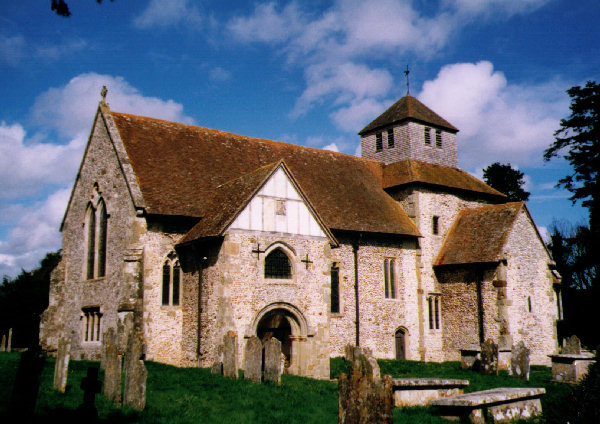 St Mary's Church, Breamore