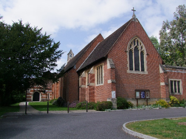 St Boniface's Church, Chandlers Ford