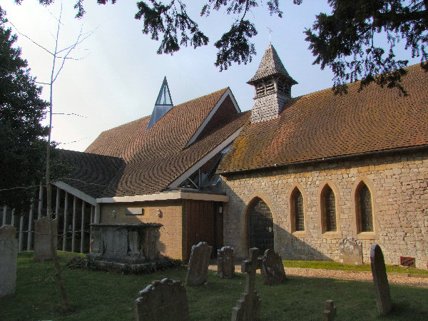 St Mary, Rowner's Church, Gosport