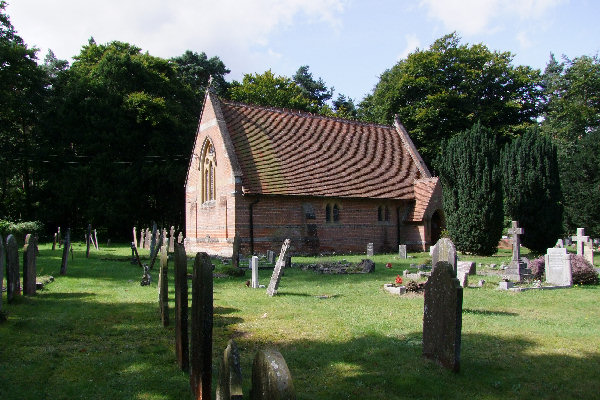 St Peter's Church, Headley Nr Kingsclere