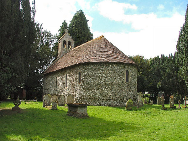 St Swithin's Church, Nateley Scures