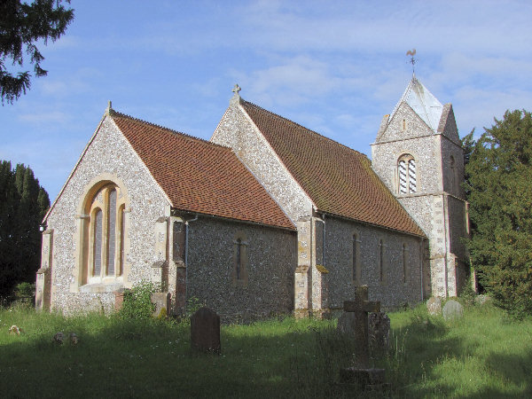 St Nicholas's Church, Newnham