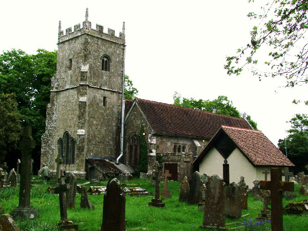 St Nicholas's Church, North Stoneham