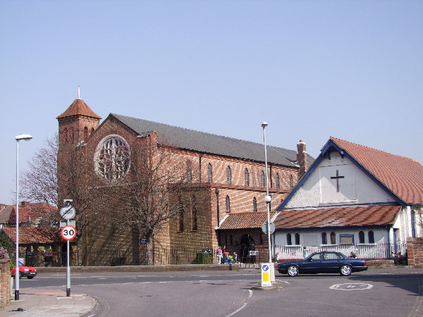 St Alban, Copnor's Church, Portsmouth