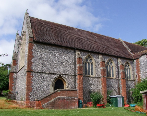 All Saints, Winchester