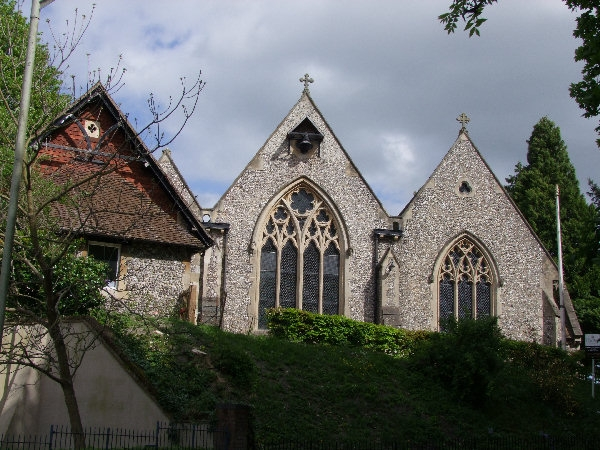 St Paul's Church, Winchester